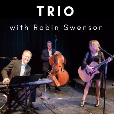 Robin Swenson Trio 2