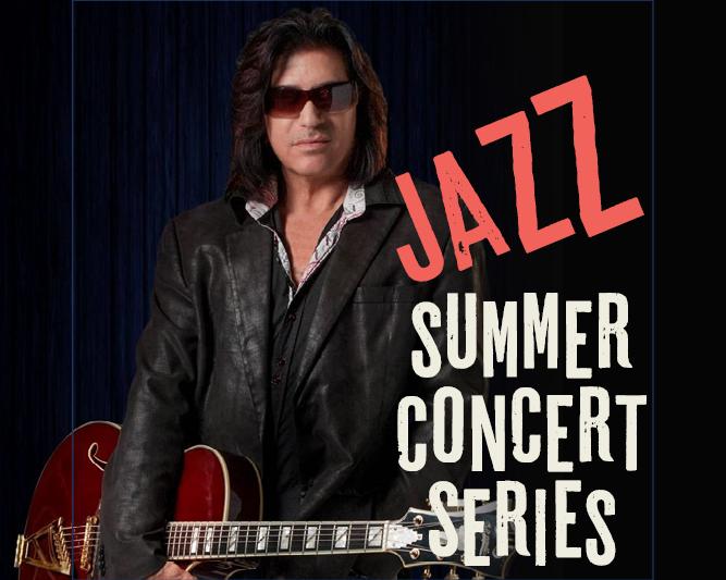 Jazz Summer Concert Series:  Blake Aaron 1
