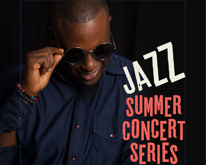 Jazz Summer Concert Series:  Nathan Mitchell 1