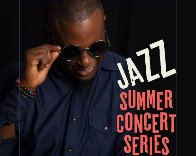 Jazz Summer Concert Series:  Nathan Mitchell 1