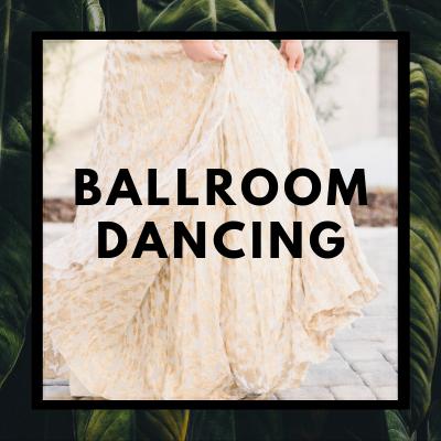 Ballroom Dancing:  Havana Summer Nights