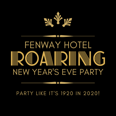 Roaring New Year's Eve Party 1