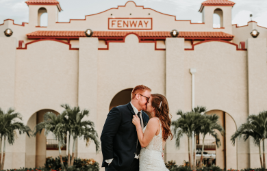 Destination Weddings at Fenway Hotel