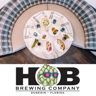HOB Brewing Co. & Fenway Present a Dinner & Beer Tasting!