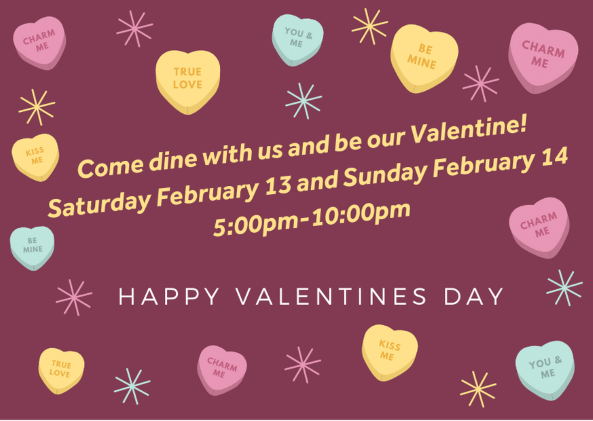 Make beautiful music with your Valentine at HEW Parlor & Chophouse