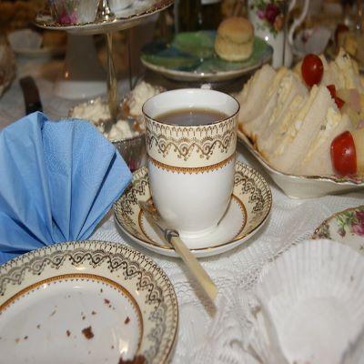 Afternoon Irish Tea 1