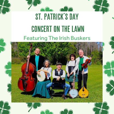 St. Patrick's Day Concert on the Lawn