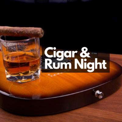 Cigar & Rum Night 1